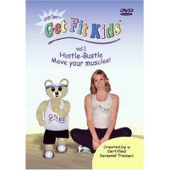 Exercise DVD for children