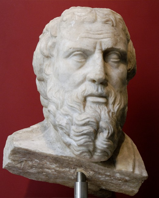 Herodotus Image Credit: Google Images