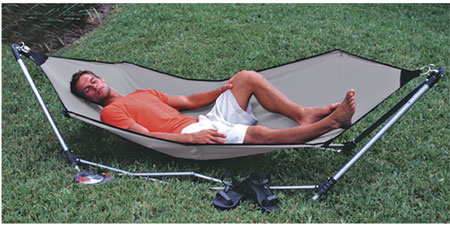 portable hammock - great Father's Day gift idea