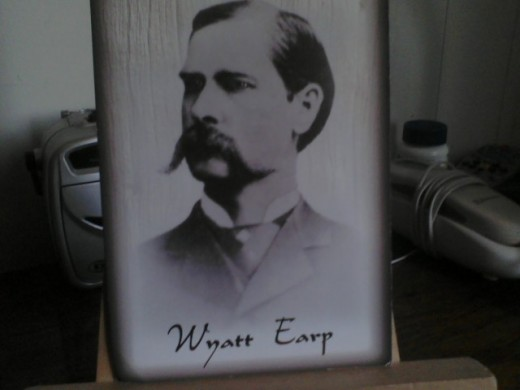Wyatt Earp and Doc Holliday was brought up on charges for the Shooting at the O.K.Corral, but the charges didn't stick.