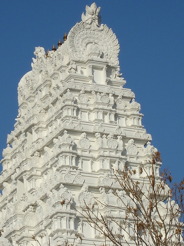 Hindu Temple, Chicago Photo:teipsum