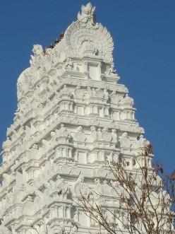Hindu Temple, Chicago Photo:teipsum