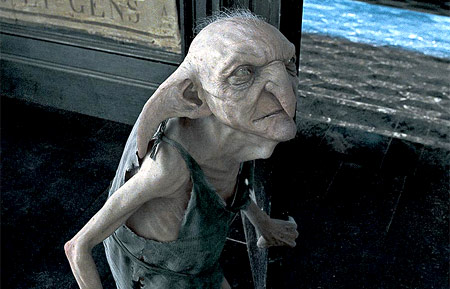 House-Elf from Harry Potter