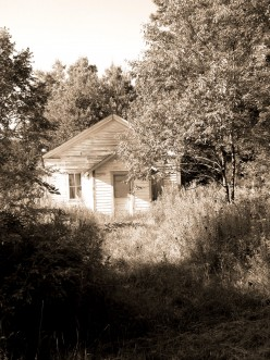 The Haunted School House
