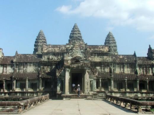 Angkor Wat, Cambodia Photo: lissie