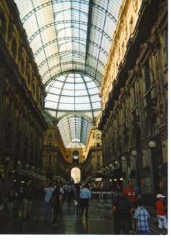 Vittorio Emmanulle II Arcade