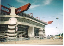The space-age San Siro