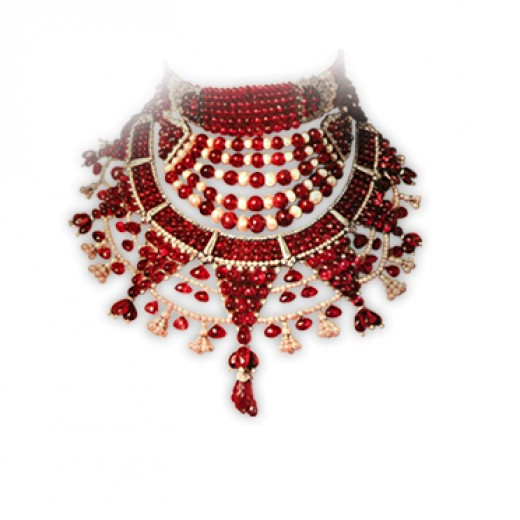 Stunning Ruby Necklace from cartier.com