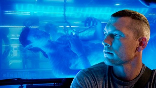 Jake Sully is played by Sam Worthington. Would the film's racial message be different if Will Smith had the role?