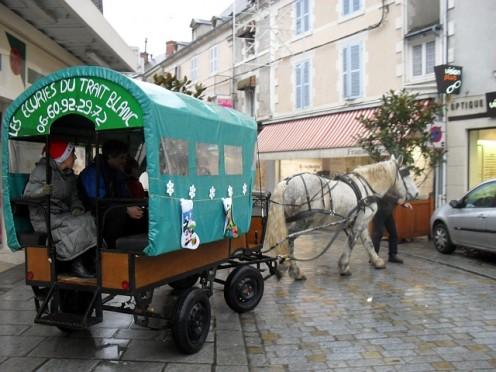 Free ride in Argenton Sur Creuse