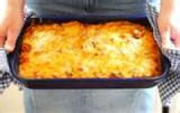 Cheesy Mexican Dish