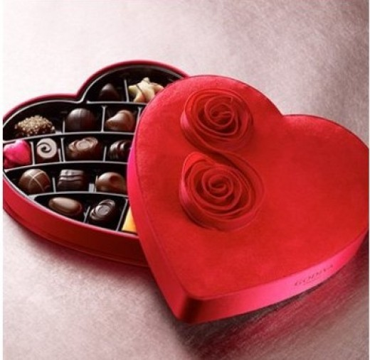 Chocolates make an outstanding Valentine's Day gift