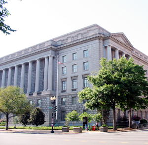 IRS Building, Constitution Avenue, Washington, D.C.