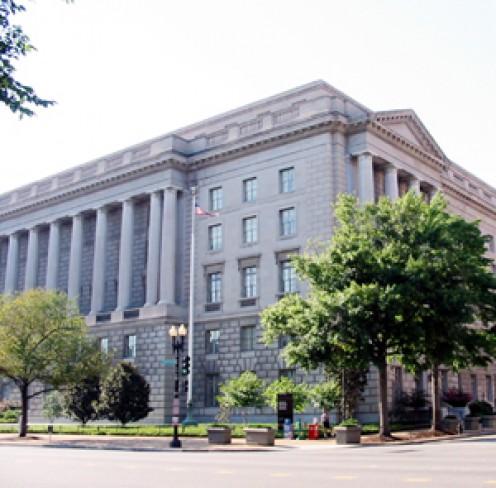 IRS Building, Constitution Avenue, Washington, D.C.