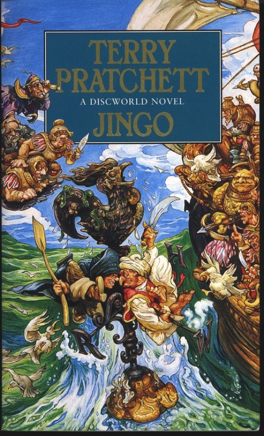 Jingo Bring War to the Discworld!