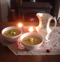 Creamy Jerusalem Artichoke and Carrot Soup Recipe