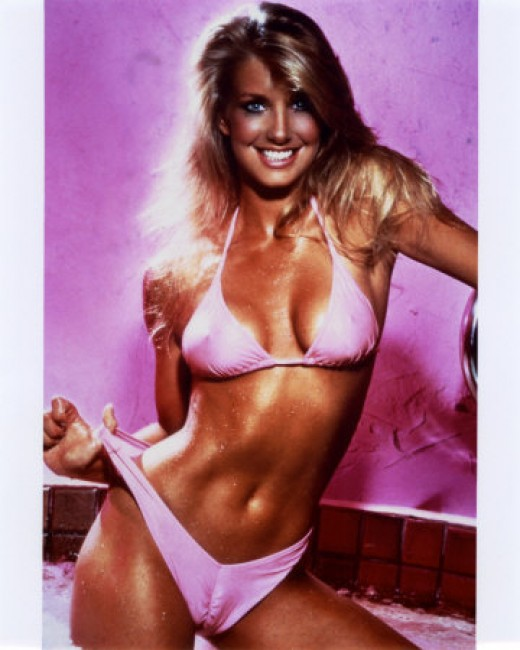 Heather Thomas as Jody Banks
