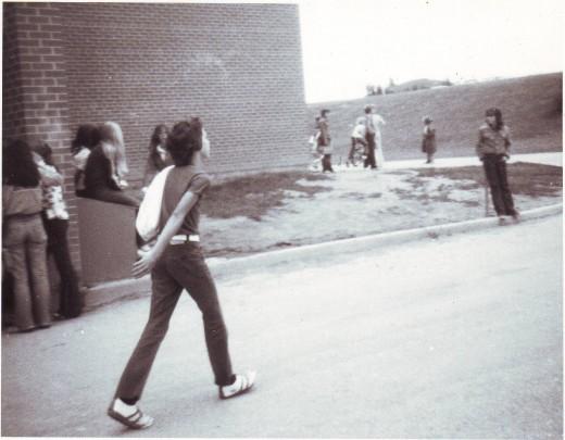 1973 Earnscliff Public School, 126 film camera/ X-15  Kodak camera.
