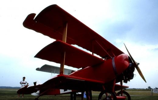 1982, Brampton Flying Club