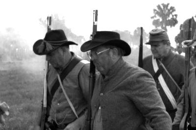 Confederate Soliders