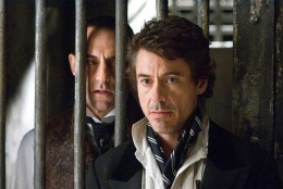 "ACTOR (Musical or Comedy): Robert Downey, Jr., ""Sherlock Holmes"""