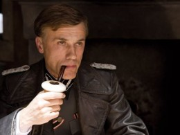 "SUPPORTING ACTOR: Christoph Waltz, ""Inglourious Basterds"""