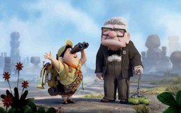 "ANIMATED FILM: ""Up"""