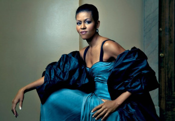 US First Lady    Michelle       Obama Source:  http://www.flickr.com/photos/brownbetty/3255196893/
