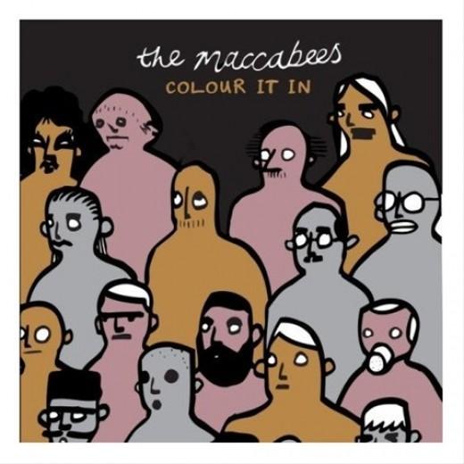The Maccabee's Colour It In 1st Album