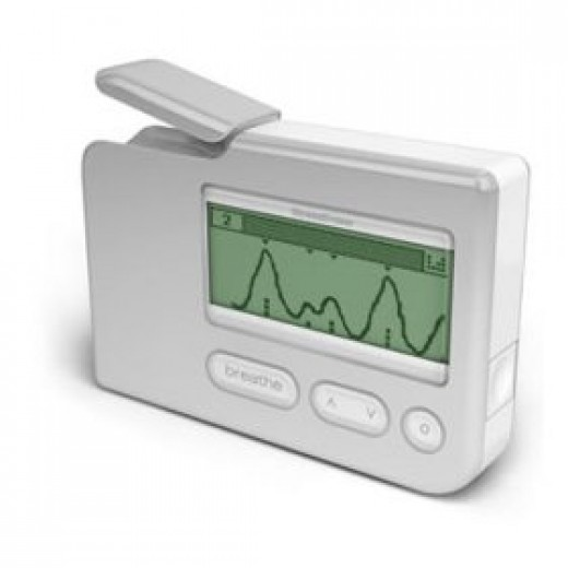 LEARN how YOU can BENEFIT from StressEraser Portable Biofeedback Device