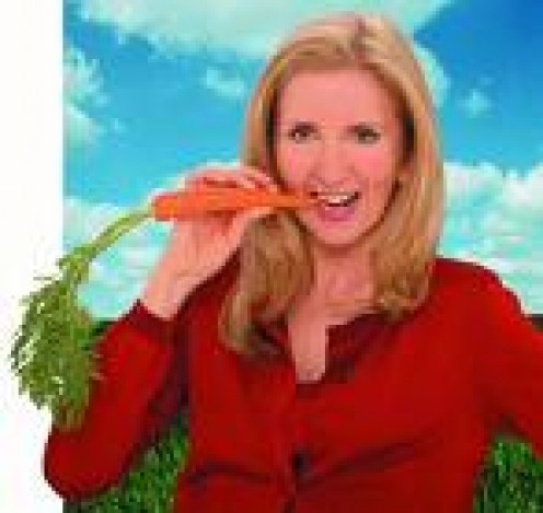 Lucky for all of us, Gillian's Diet of Abundance include a whole lot more to eat than just carrots.