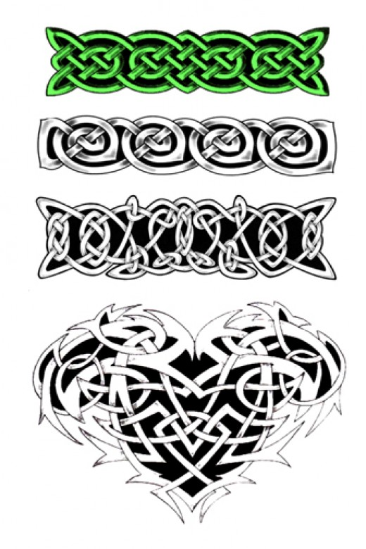 Celtic Tattoo Art