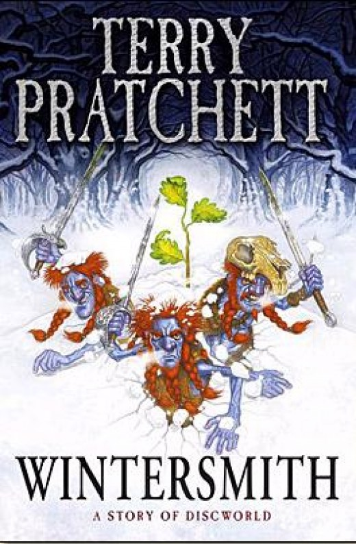 Tiffany Aching returns in one of the best childrens discworld books.
