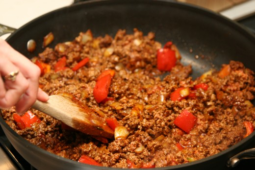 Beef & Red Bean Chili