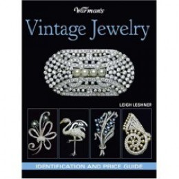 Warmans' Vintage Jewelry Identification and Price Guide - photo courtesy of amazon.com