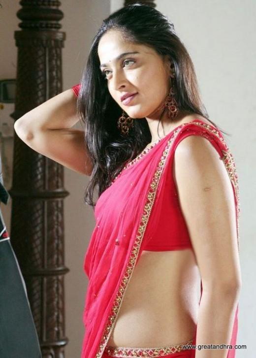 Anushka shetty hot and sexy pics