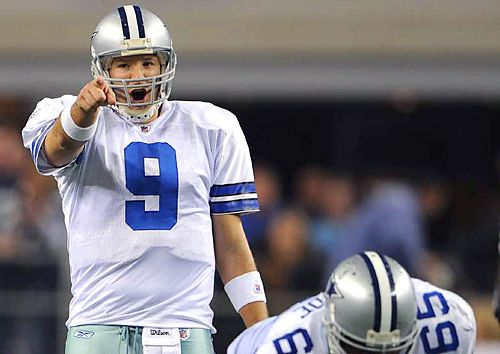 Romo's critics can no longer point to the Cowboys' 13-year drought of winning in the playoffs. And they can no longer accentuate the negative when breaking down Romo's postseason resume, which now includes 244 yards passing and two TDs against Philly