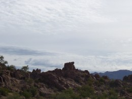 "Could this be the rock formation of ""Escarbadia"" as drawn on the Lost Dutchman mine map?"