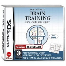The Brain Trianing DS games are one of the main reasons for the success of the Nintendo DS.