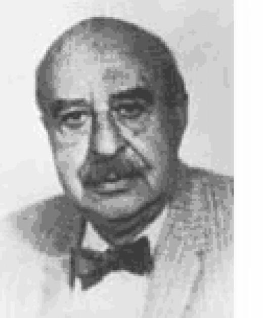 Frederick Perls (1893-1970)