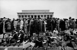 Prayer at Lincoln Memorial