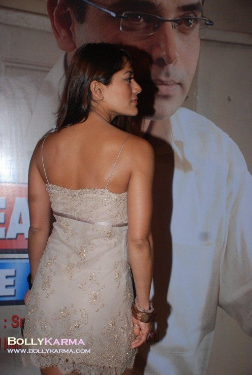Bollywood Actress Panties Visible through Dress Image 4