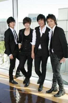 The boys behind Boys over Flowers