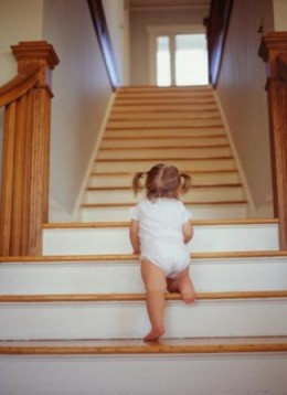 Baby Steps Lead to Big Strides