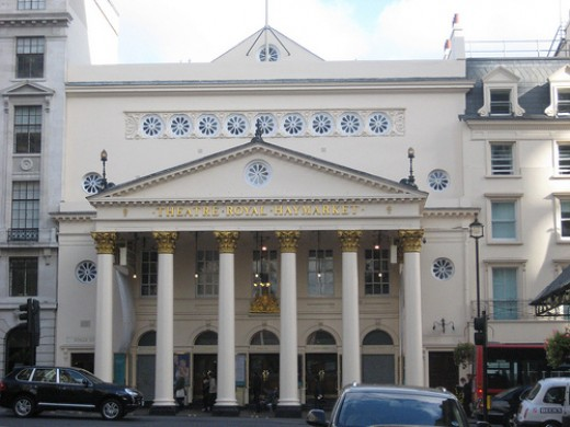 Theatre Breaks in London with a top class night out in one of London's classic theatres.