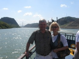 A Boat Ride on the Panama Canal