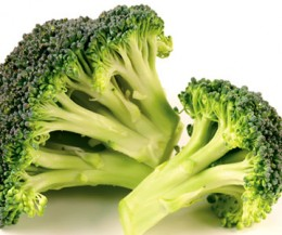 Broccoli lowers the production of thyroxine