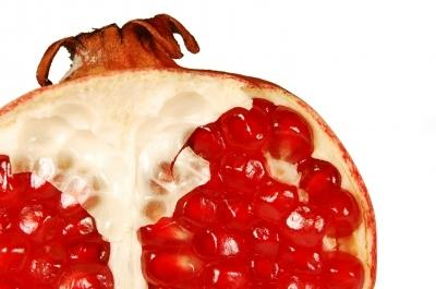 Gratuitous image of Pomegranate innards. Photo courtesy http://www.freedigitalphotos.net