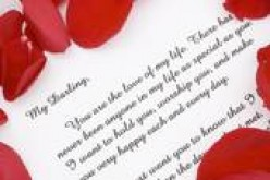 Written by famous people, love letters from the heart