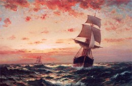 I dreamed often of being on a ship at sea, heading toward an island to rescue my kidnapped daughter
